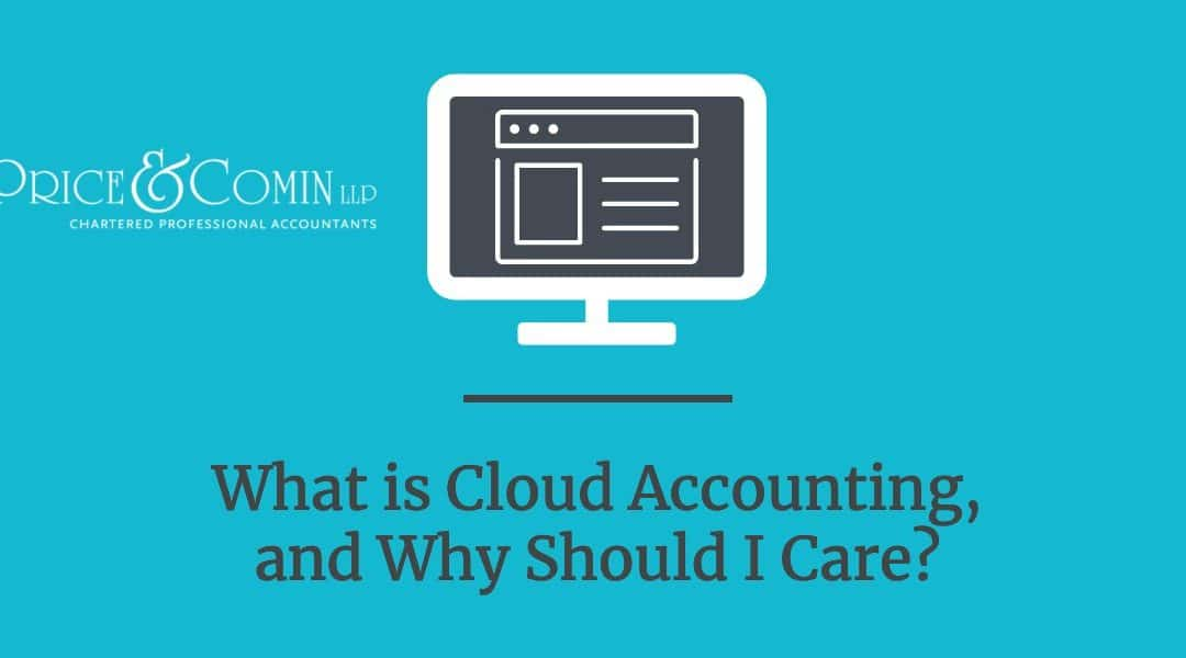 What is cloud accounting and why should I care?